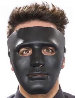 Phantom Herrenmaske schwarz