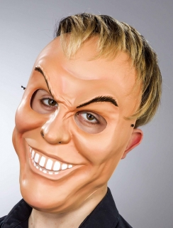 Gesichtsmaske Mann