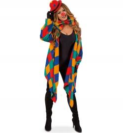 Clown Weste Universalgröße, Größe Uni
