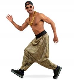 Hose Hammertime Dance 90er Jahre Tanz Disco Hip Hop