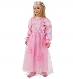 Kostüm Prinzessin Louisa für Kinder rosa