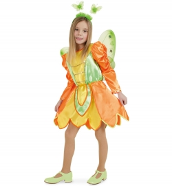 Schmetterling Kleid Fee für Kinder