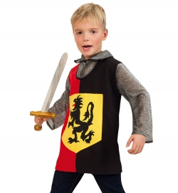 Ritter Gawain, Oberteil mit Kapuze