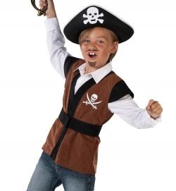 Kinder Piraten Weste