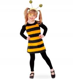 Plüschkleid Biene für Kinder