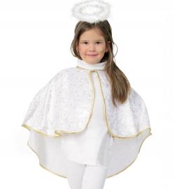 Cape Engel für Kinder Größe 104/116