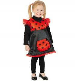 Käferchen, Kleid mit aufgesetzter Tasche