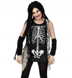 Kostüm Zombie Mädchen für Kinder