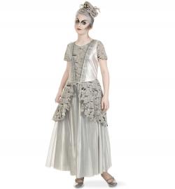 Zombiebraut, Kleid