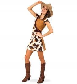 Cowgirl, Kleid