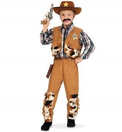 Cowboy Jack, Weste + Hose