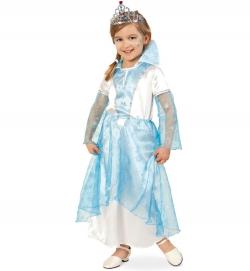 Schneeprinzessin, Kleid