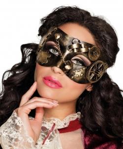 Augenmaske Steampunk