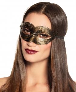Augenmaske Gearpunk