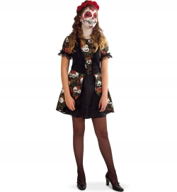 Halloween Kleid Catalina
