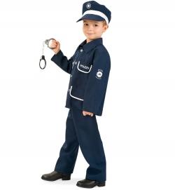 Polizist Polizei Uniform Hose, Jacke und Mütze