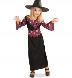 Hexe Mona, Kleid mit Gürtel