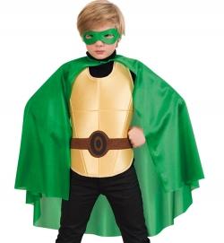 Green Hero, Cape mit Brustpanzer und Maske