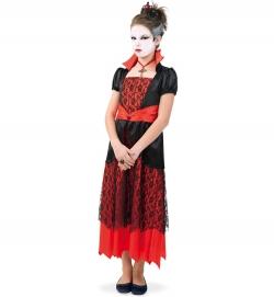 Vampir Kleid Vampiress