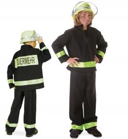 Feuerwehr Uniform Feuerwehrmann