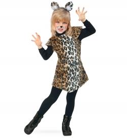 Katze Schnucki, Kleid Kinder Kostüm