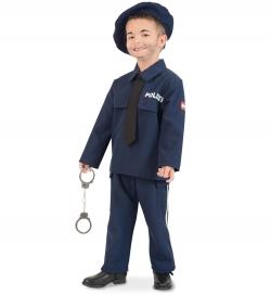 Polizei Uniform  Austria Österreich Oberteil, Hose, Krawatte und Mütze