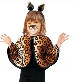 Cape Leopard für Kinder, 1-tlg. Größe 104