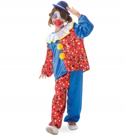 Clown Kostüm Funny