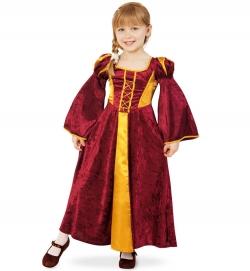 Burgfräulein Mia, Kleid