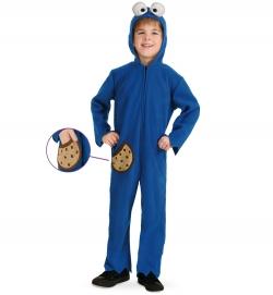 Keksmonster, Overall Kinder Kostüm