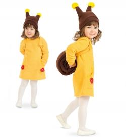 Schnecke Finchen, Kleid Kinder Kostüm