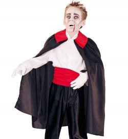Vampirverkleidung Umhang Dracula für Kinder