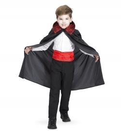 Vampir Umhang mit Kragen