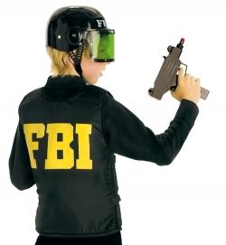 FBI-Weste Agend  für Kinder