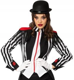 Jacke Pantomime Show Zirkus