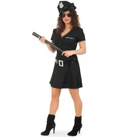 Police Woman Politesse Uniform Polizistin
