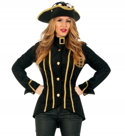Steampunk Jackett Jacke Uniform Frack