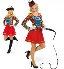 Tanzmarie Zirkusdirektorin Gardekleid