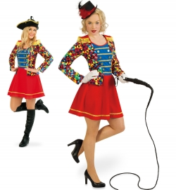 Tanzmarie, Kleid Damenkostüm