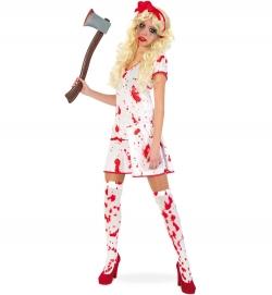 Blutige Krankenschwester Bloody Lady, Kleid