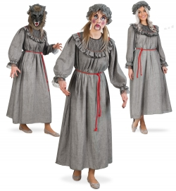 Evil Anna, Kleid Damenkostüm Halloween