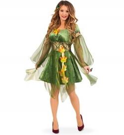 Wald Elfe, Kleid