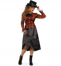 Steampunk Kleid Mittelalter Kostüm