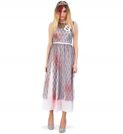 Bloody Carrie, blutiges Kleid mit Oberrock