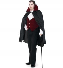 Vampir Graf der Finsternis im Set