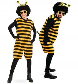 Hummel Wespe Biene Kurzoverall Uni-Kostüm
