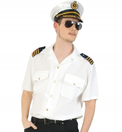 Hemd Pilot Captain