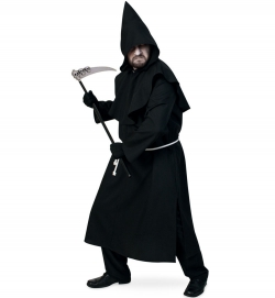 Halloweenkutte Inquisitor