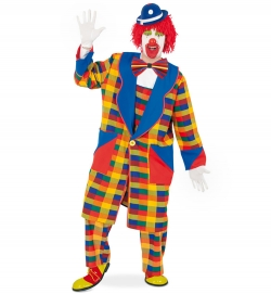 Clown Pebbi Clownmantel
