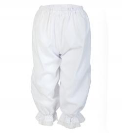 Liebestöter Pluderhose Spitzenhose knielange Unterhose